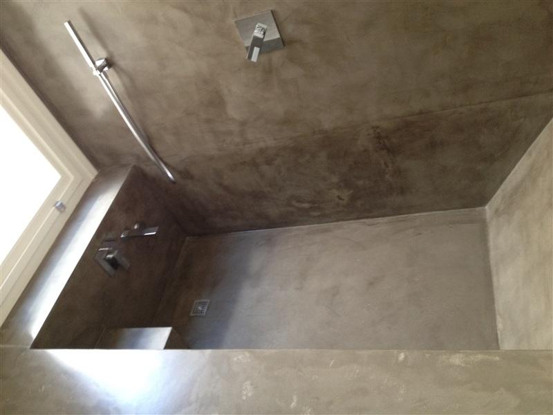 Pavimenti In Cemento Resina : Rivestimenti e pavimenti in resina